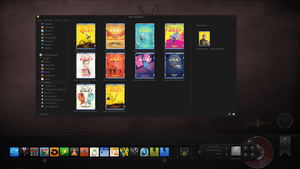 Windows 8.1 Pro Libraries Videos by Agamemmnon
