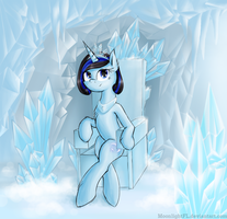 Long Live the Ice Queen by MoonlightFL