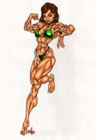Muscle Candy by bigMdesign