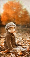 Mia's Autumn by ArtistsForCharity