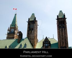 Parliament Hill by Khristel