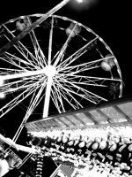 Night At The Fair by LDFranklin