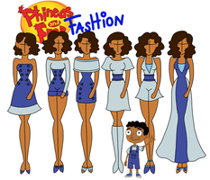 Phineas and Ferb fashion: Baljeet by Willemijn1991