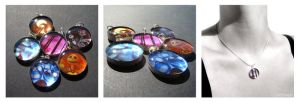 NEW resin pendants by caithness-shop