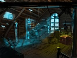 Attic by nevardaed