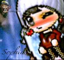 Sophia Fifi Stamour's Icon Request by ohmysemi