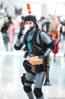 Solid: Snake Meal by RocknamLee