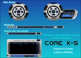Core X5 by Skin-Consortium