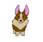 Corg by coyotewinds