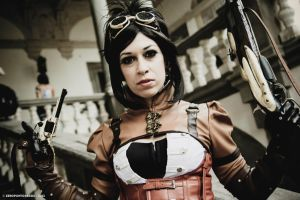 Lady Mechanika from Lady Mechanika by TwiSearcher85