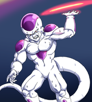 full power by frieza-love