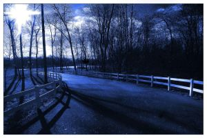 Winding Road by aquapell