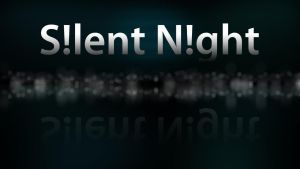 Silent Night Wallpaper by KillingTheEngine