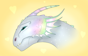 Pearlescent Dragon by Imnurhest