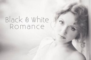Black and White Romance Lightroom Presets by presetsgalore