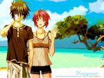 to the beach by demented-icchi