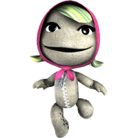2nd Little Big Planet Icon by mjohare03