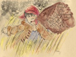The Catcher in the Rye by cary-secret