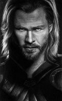 God of Thunder by Joanna-Vu
