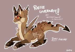 Kirimu - Free Raffle Giveaway~ CLOSED + Winner by RenciAdopts