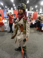 Phoenix Comicon 2014 WW2 Assassin by Demon-Lord-Cosplay