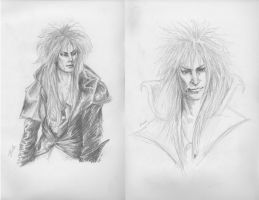 Jareth Sketches 08 by ReddEra