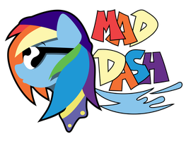 Mad Dash by Ookami-95