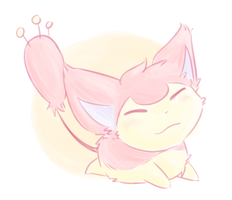 Skitty by Renapop
