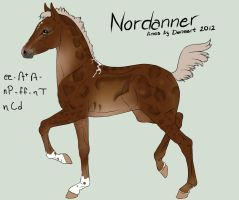 Nordanner Design holder - #5690 by RW-Nordanners