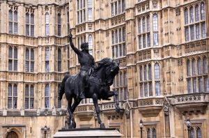 King Richard the Lionheart by UdoChristmann