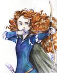 Merida by Silence-in-November