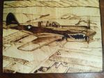 WWII plane by J-KENDALL