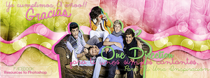Portada One Direction {Pedido} by ShecidEdiciones