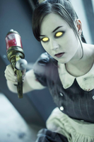 Bioshock - Little Sister II by Samii-Doll