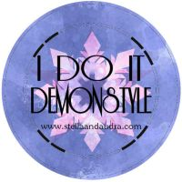 New Demonstyle Pins by StellaPrice