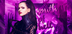 South Of Hell Header by WakingTheFever