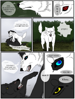 Comic - Page 20 by KibatheMonster