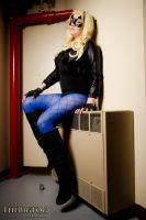 Black Canary by TheBigTog