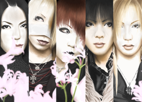 The GazettE by Rose333