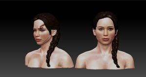 Katniss color test by Sean-Dabbs-fx