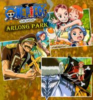 One Piece las Sagas - ARLONG PARK by Mosquis