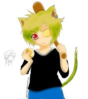 Neko Shota by replica-luna