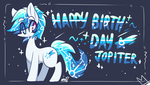 Happy Birthday Jopiter by MACKINN7