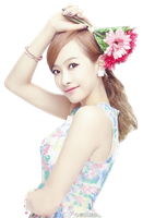 [PNG/Render] F(x)'s Victoria #107 by riahwang12