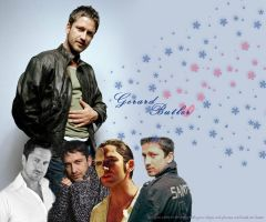 Gerard Butler wallpaper by pilka3331