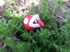 Mario plant by AFKBrandy