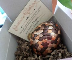 Earth Dragon Egg - SOLD! by Nephilims-FC-Shop