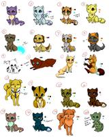 too many adopt.s on one page.. by nevaeh-lee