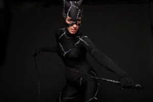 Catwoman Costume by jdm77
