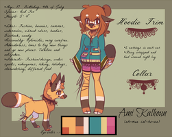 Ami: Reference Sheet by Sutexii